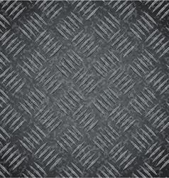 Metal dark gray texture background vector