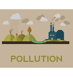 Pollution vector