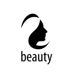logo beauty vector image