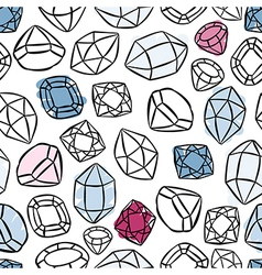 Jewlery background vector