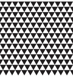 Abstract backdrop Seamless triangle pattern vector