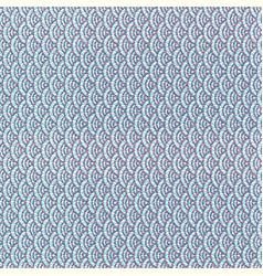 seamless abstract retro geometric pattern circle vector image