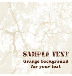 Grange background vector image vector image