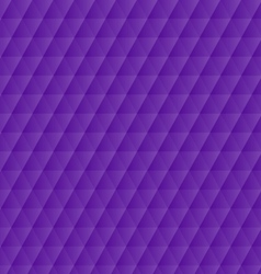 Abstract violet geometric hexagons pattern vector image vector image