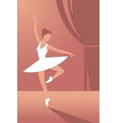 Ballerina1 vector