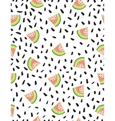 Hand drawn style seamless pattern with vector