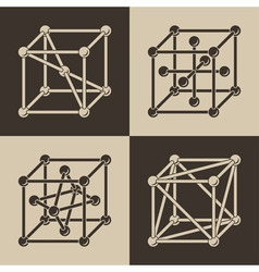 Cubeframe vector