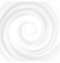 swirl cream texture backgrounds isolated on vector image