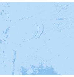 Distressed Blue Texture vector image