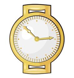 Cartoon watch eps10 vector image