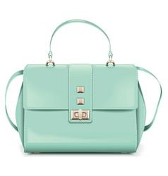 Fashion woman handbag vector