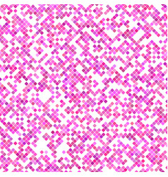 pink seamless diagonal square pattern background vector image