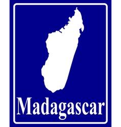 Madagascar vector image vector image