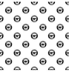 Jurassic funny pattern seamless vector