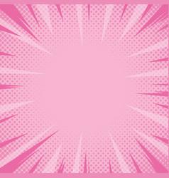 vintage pink background vector image