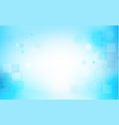 abstract digital hi tech concept background vector image