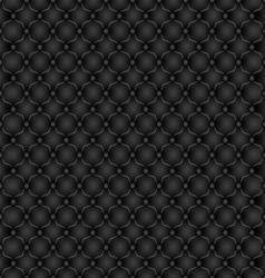 Texture leather upholstery door vector image vector image