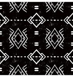 navajo tribal ornament vector image vector image