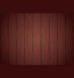 redwood texture wenge wood background vector image