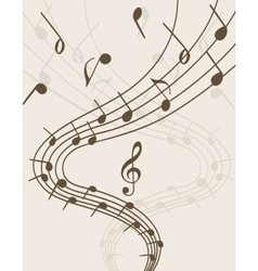Extravaganza of music vector