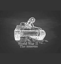 world war ii vector image