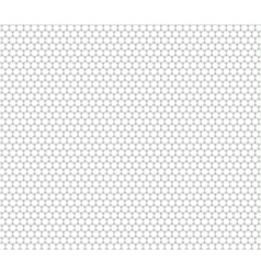 Abstract honeycomb seamless pattern vector image vector image