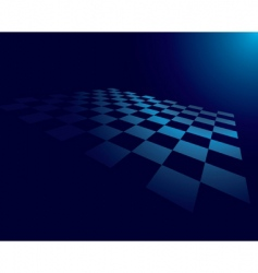abstract checked board vector image vector image