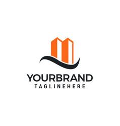 building logo icon design template vector image