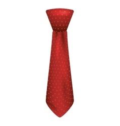 Necktie cloth male man gentleman icon vector