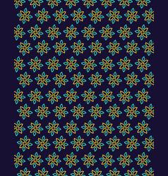 flower purple texture vector image