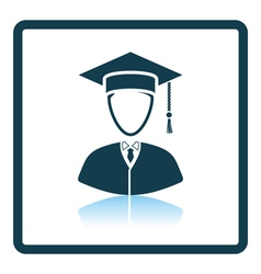 Lawyer man icon vector image