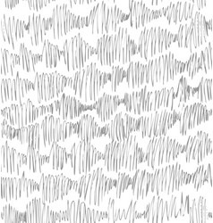 zigzags from lines vector image