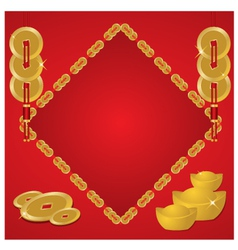 Money Chines vector image vector image