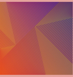 Future geometric background design abstract 3d vector