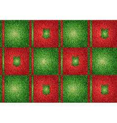 texture grain green and red vector image vector image