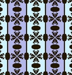 Pattern color decorative lattice vector image