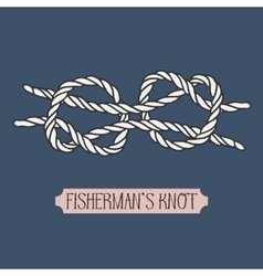 Single of nautical knot vector
