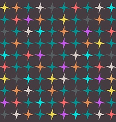 Background of abstract shapes vector