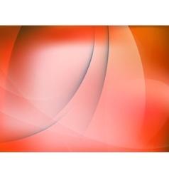 Orange and blue background EPS 10 vector image