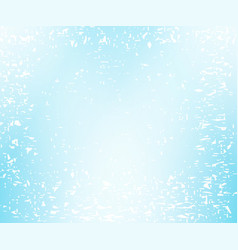 Pale blue speckled background vector