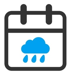 Rainy Day Icon vector