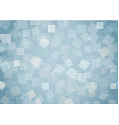 abstract blue transparent background vector image
