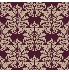 Dense ornate arabesque pattern vector