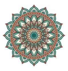 indian Mandala vector image