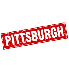 Pittsburgh vector