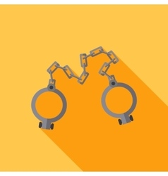 shackles closed vector image