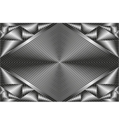 metal abstract background vector image