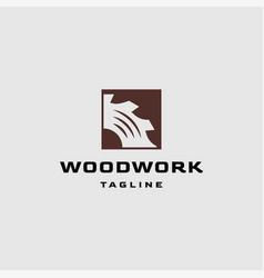 blade logo design vector image