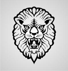 Lions Head vector