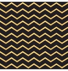 Pattern in zigzag vector image